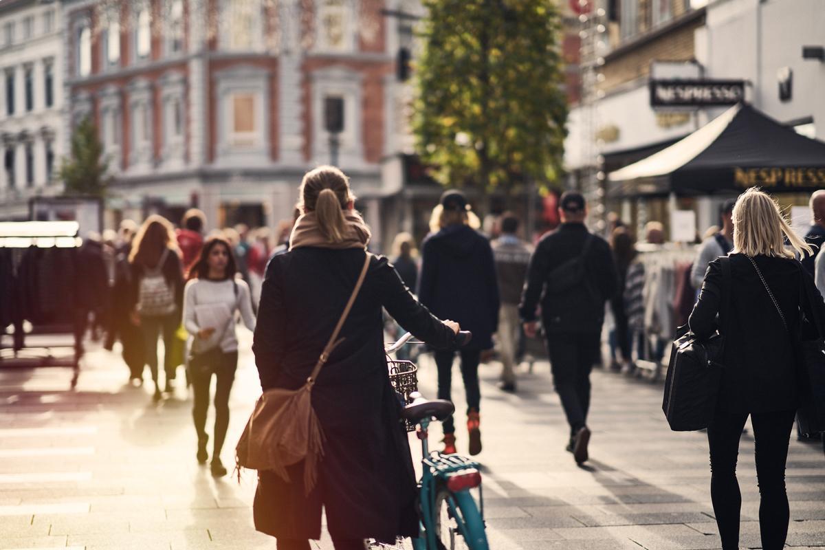 Efterår i Aarhus. (Foto: RUNI Photopop)