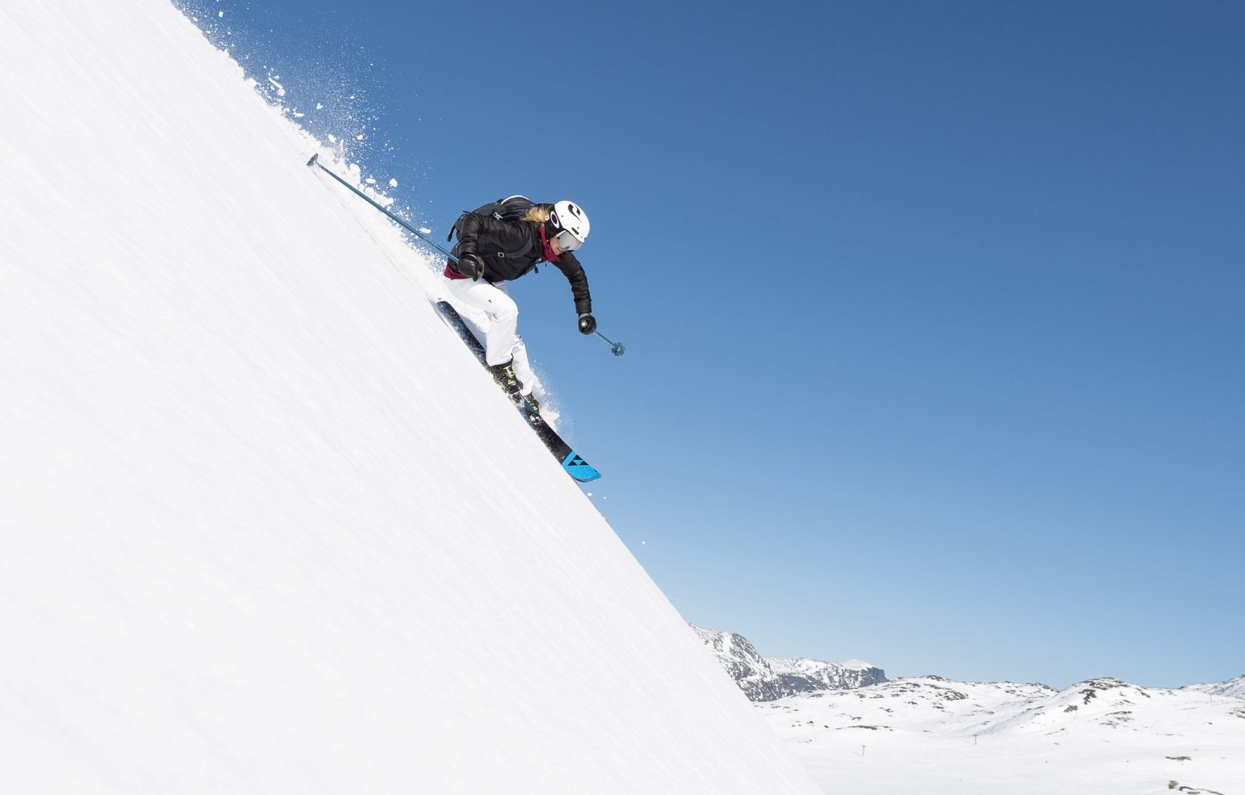 Der er lukket for danske rejsende til Sverige og Norge, men SkiStar har nu åbnet sine norske skirejsedestinationer, mens de svenske følger efter i denne uge. PR-foto: SkiStar.