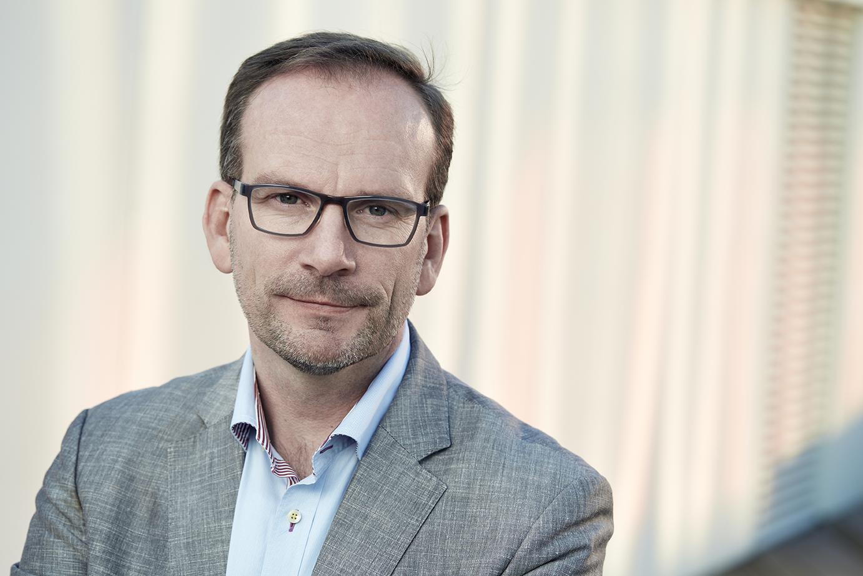 Peer H. Kristensen forlader senest med udgangen af marts jobbet som direktør for Aarhus Lufthavn for at blive ny direktør for destinationsselskabet Destination Vesterhavet. Pressefoto fra Destination Vesterhavet.