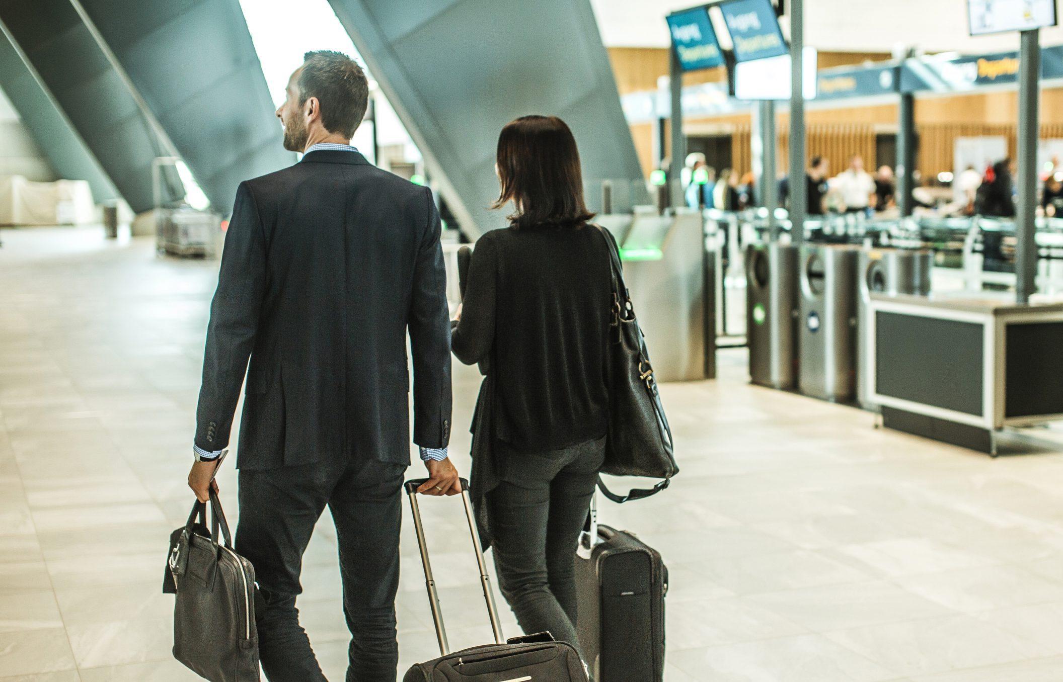 Coronakrisen har betydet færre rejser, flere online møder og mindre energiforbrug, lyder det i opgørelse fra forsikringskoncern Tryg. PR-foto via Tryg.