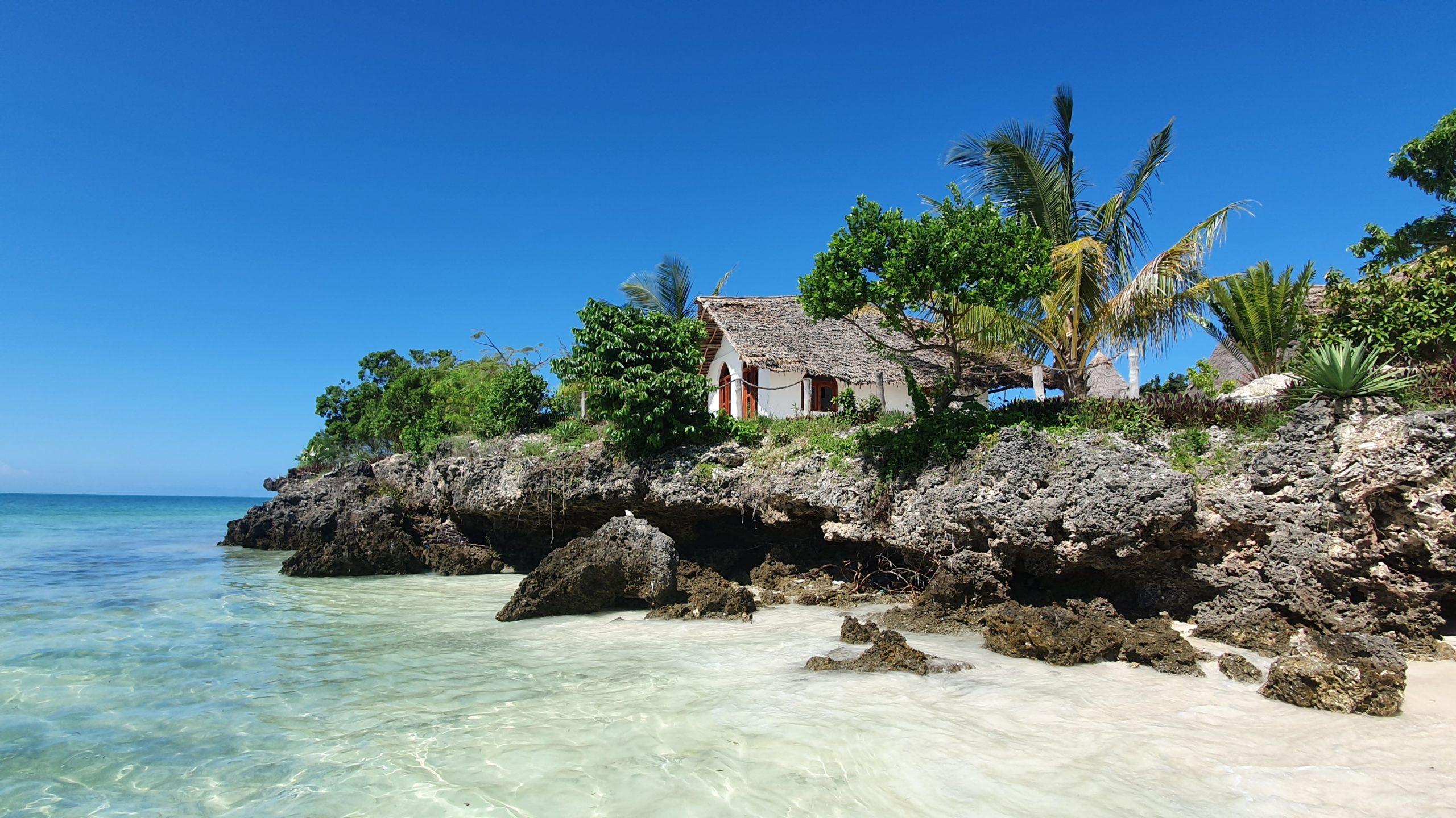 En Airbnb-bolig på Zanzibar, den tanzaniske ø er i øjeblikket mest søgte rejsemål for de danske Airbnb-profiler. Top 10-listen har to rejsemål udenfor Europa, resten er i Europa, herunder Skandinavien. Pressefoto: Airbnb.