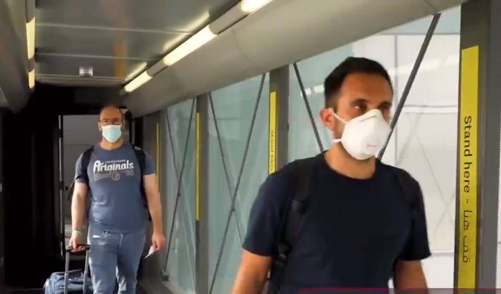 Før de må gå ombord på flyet i en udenlandsk lufthavn, skal alle flypassagerer fra udlandet til Danmark nu fremvise en negativ COVID-19-test foretaget inden for 24 timer. Arkivfoto fra Qatar Airways.