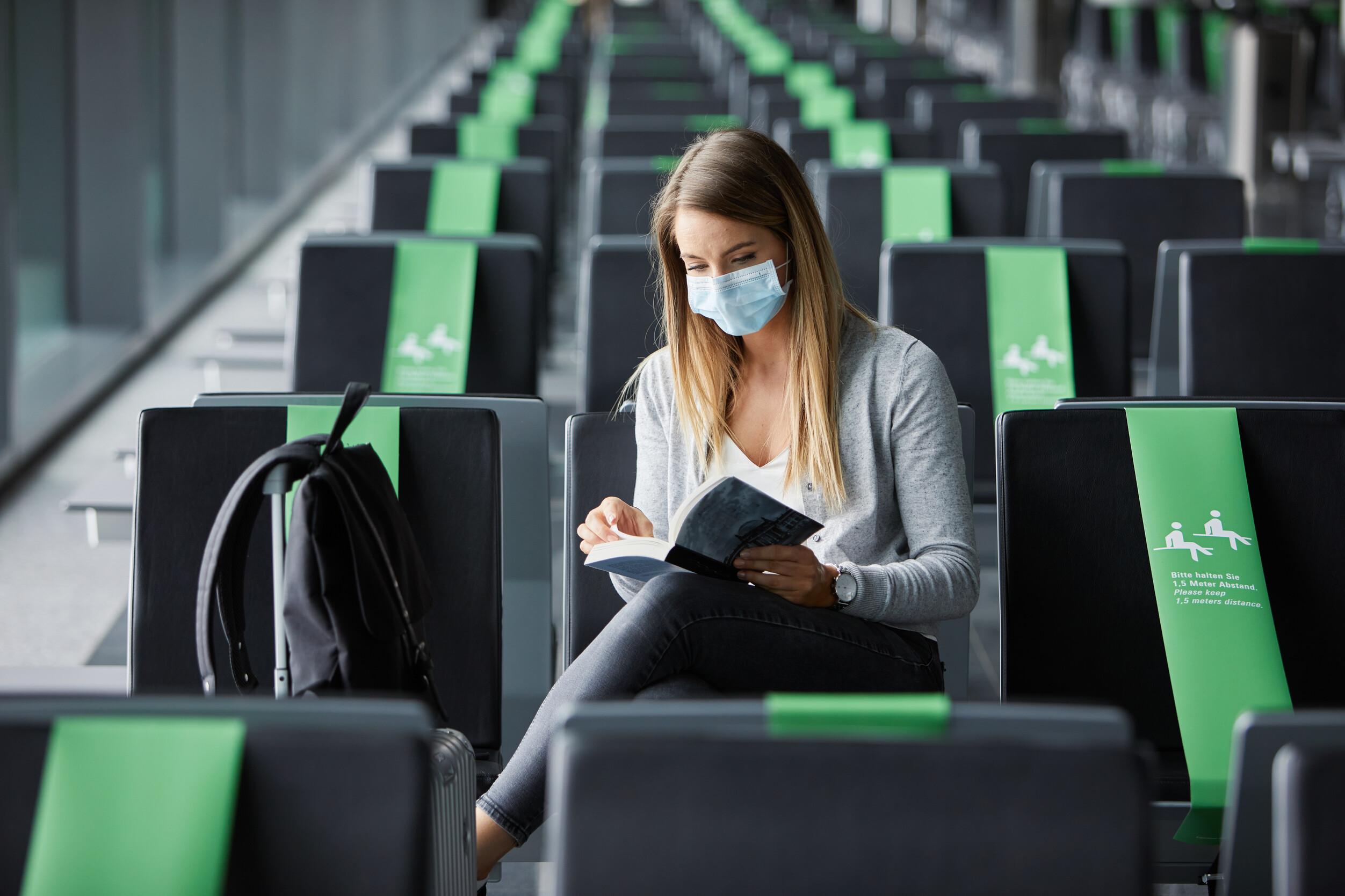 """""""Når verden er lukket, er rejsebranchen også lukket,"""" lyder det fra Danmarks Rejsebureau Forening, der atter efterlyser regeringens længe lovede støtte til rejsebureauer. Lufthansa-foto fra Linkedin."""