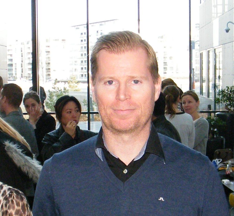 Klaus Johansen bliver fra 1. april ny kommerciel direktør for Scandic, Danmarks største hotelkæde. Arkivfoto: Henrik Baumgarten.