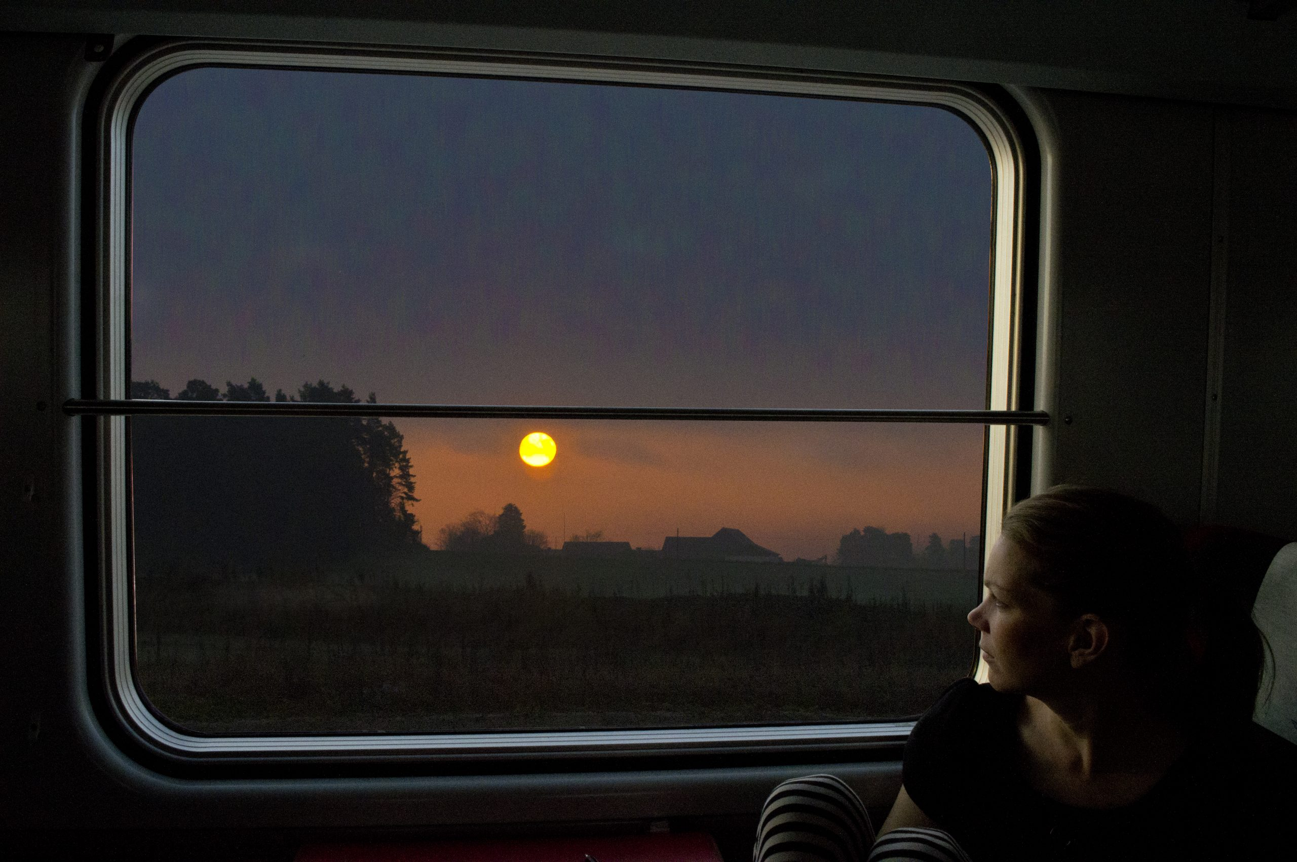 Bliver planer på sporet, så kører der igen nattog fra Danmark fra august næste år. Ruterne starter i Sverige og kører via København til Hamborg og Bruxelles. Pressefoto fra de svenske jernbaner, SJ: Capri Norrman.