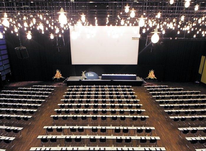 Der er tomt i ordrebøgerne hos de danske incomingbureauer og dermed også hos de danske møde og konferencecentre, der får en del af business fra incomingbranchen. Arkivfoto fra Radisson Blu Scandinavian Hotel i Aarhus, VisitAarhus.