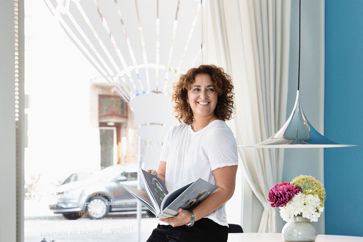 Camilla Levin er administrerende direktør for sit rejsebureau 80days, der fik overskud i sidste regnskabsår og som netop har ansat yderligere to sælgere. PR-foto: 80days.