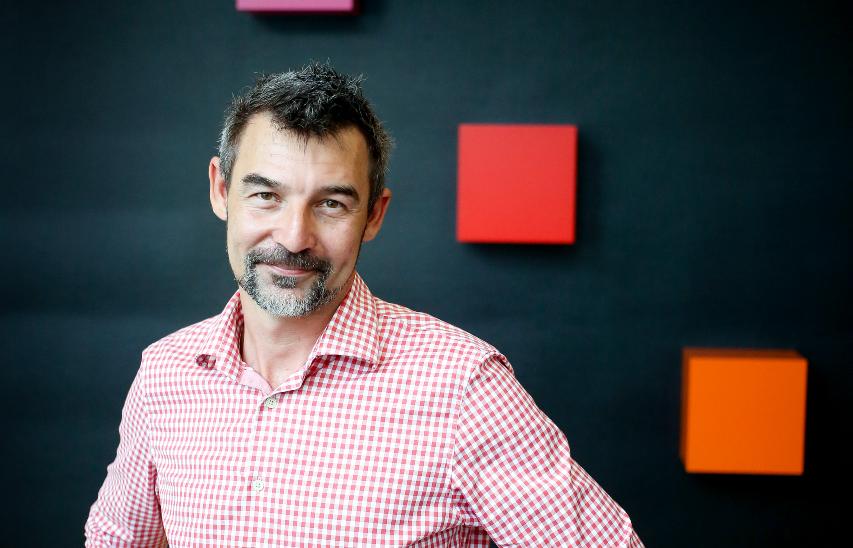 Martin Perregaard-Bitsch bliver chef for Destination Trekantområdet, der får kontor ved Legoland. De første tre medarbejdere er startet, i alt skal der være omkring det dobbelte samt projektmedarbejdere. PR-foto.
