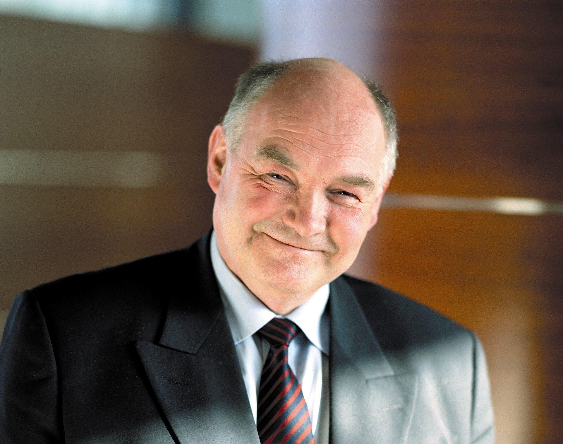 Niels Boserup, administrerende direktør for Københavns Lufthavn mellem 1991 og 2007, er død i en alder af 77 år. Arkivfoto: Københavns Lufthavn.