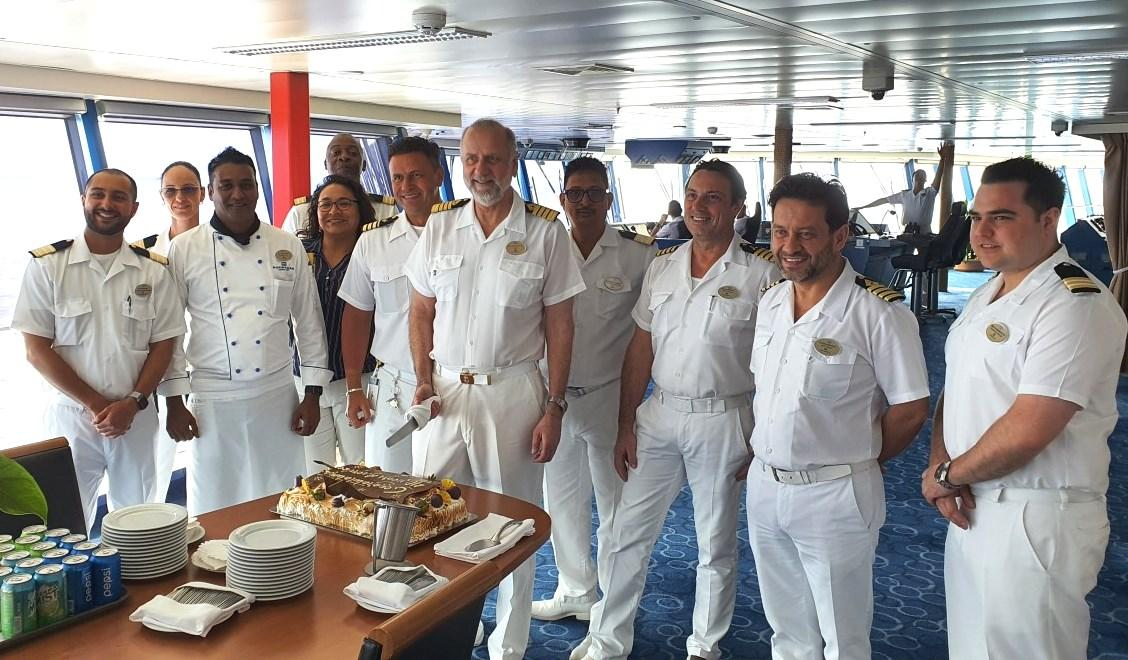 Norwegian Cruise Line Holdings, moderselskab for Norwegian Cruise Line, Regent Seven Seas Cruises og Oceania Cruises, havde før coronakrisen over 30.000 medarbejdere. Linkedin-foto fra Norwegian Cruise Line Holdings.
