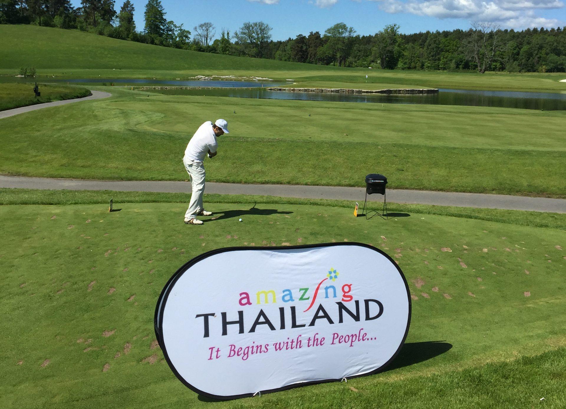 Der er stadig røde danske rejsevejledninger til Thailand. Men nu kan turister fra for eksempel Danmark tilbringe de obligatoriske første 14 overnatninger på et golfresort. Arkivpressefoto: Tourism Authority of Thailand.