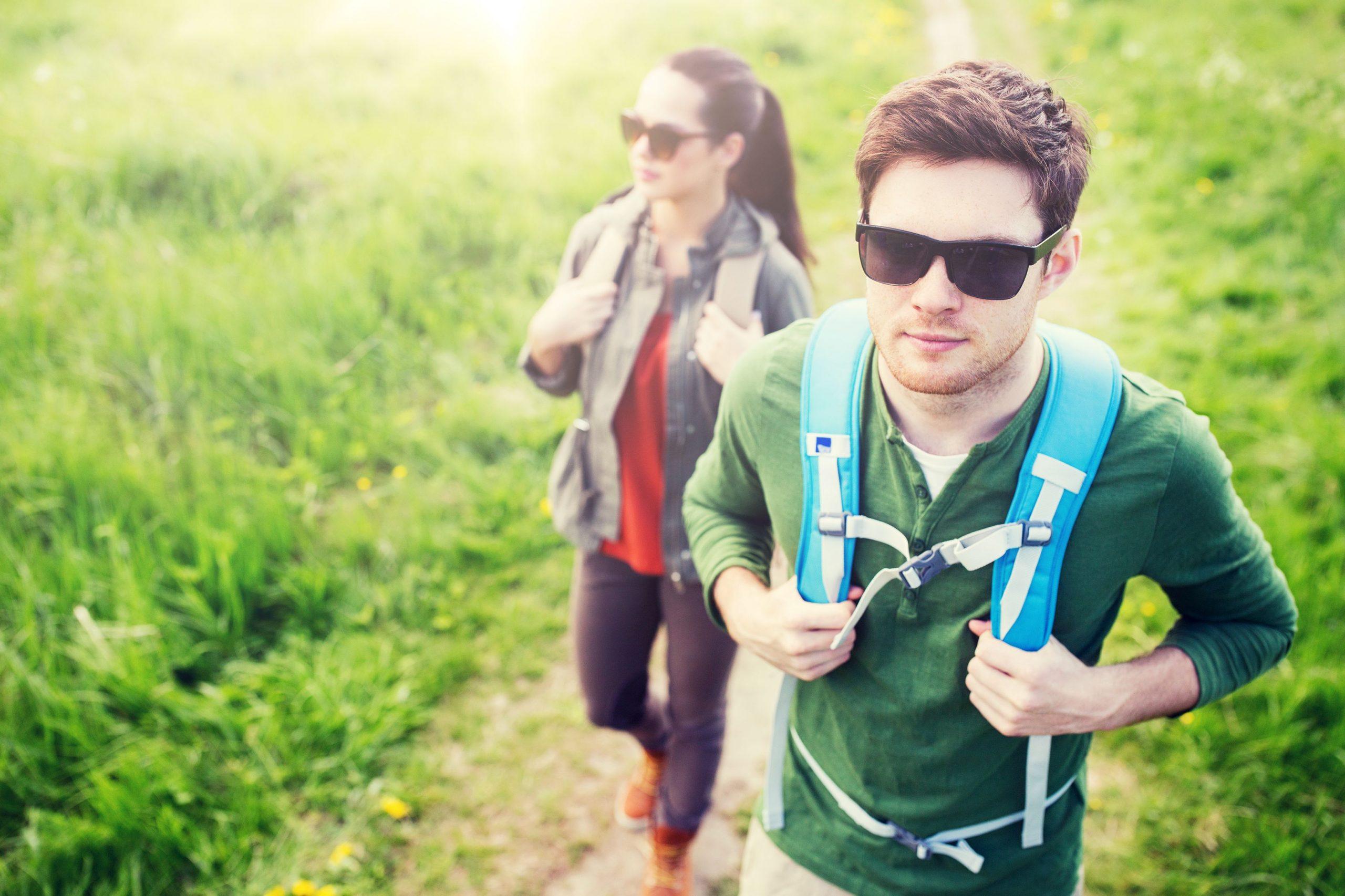 Vestjylland skal have en mere indarbejdet vandrerrute, en mini-Camino, lyder det. Foto fremsendt af Ringkøbing-Skjern Kommune.