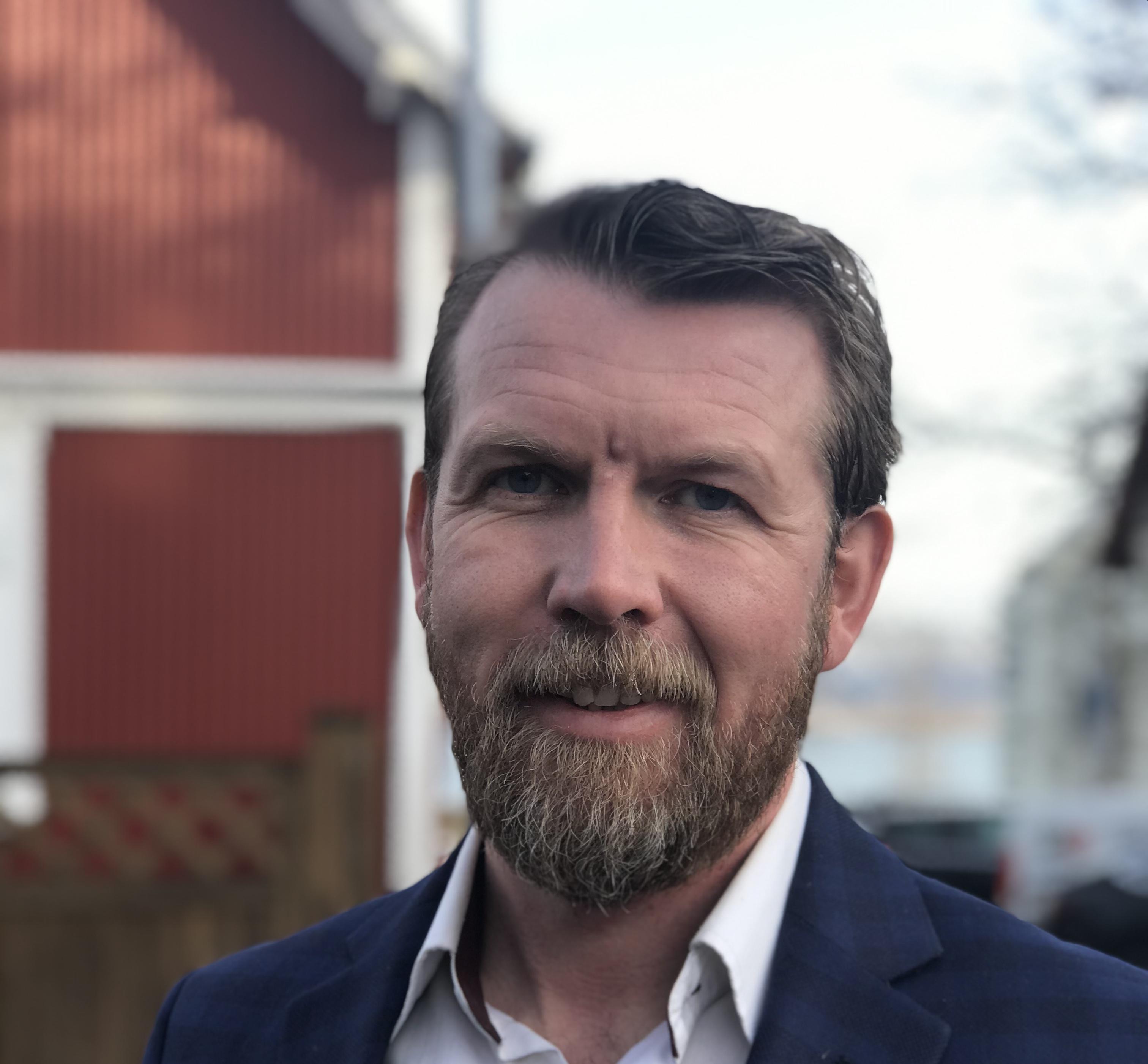 Fra 1. april bliver Hjörtur Smarason administrerende direktør for Visit Greenland. Han har blandt andet speciale i krisehåndtering for destinationer fra Arktis til Asien og Afrika. PR-foto via Visit Greenland.