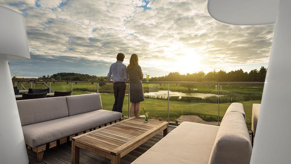 Lars Larsen Group, ejer af HimmerLand, der tidligere hed Himmerland Golf og Spa Resort, har skilt sig af med sin administrerende direktør, men fastholder investeringsplan på 400 millioner kroner. Arkivfoto: VisitDenmark.