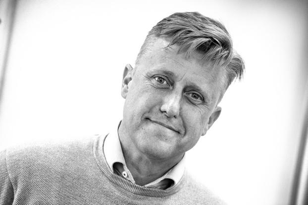 Jan Vinther Laursen, administrerende direktør for restaurantkæden Bones, er indstillet som ny formand for bestyrelserne i HORESTA. Brancheforeningen har omkring 2.000 medlemmer blandt restauranter, hoteller og andre aktører i den danske oplevelsesindustri og turismebranche. Pressefoto.