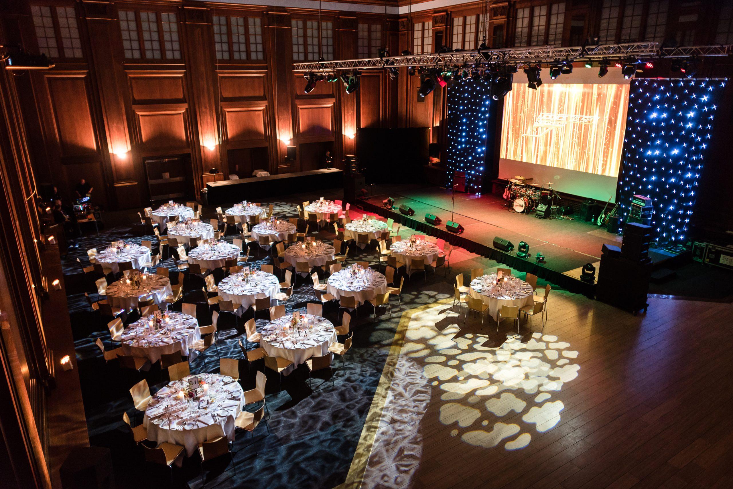 Den planlagte MeetInCPH over to dage i juni holdes hos Tivoli, der har flere flere venues, der kan bruges til eventet. Her arkivpressefoto fra Axelborg, foto: Tivoli.