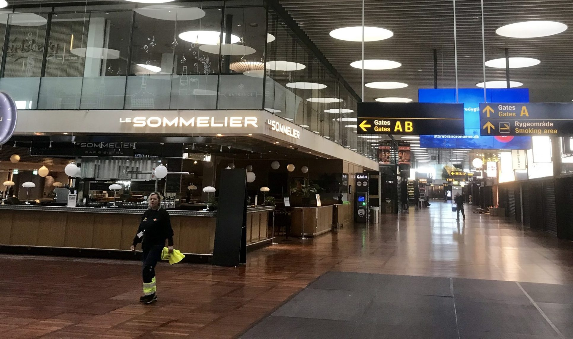 Store dele af det danske samfund og flere erhverv fik imødekommelser over de kommende måneder i forbindelse med denne uges politiske aftale. Men rejsebranchen føler sig efterladt. Arkivpressefoto fra Københavns Lufthavn.
