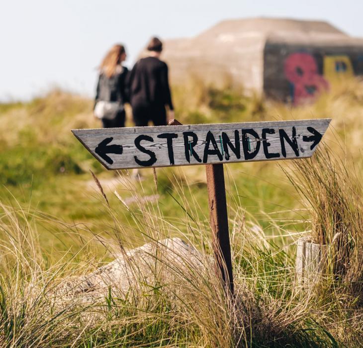 Dansk Kyst‑ og Naturturisme fokuserer på tre kerneområder inden for kystturisme; international synlighed, produktfornyelse og bedre destinationskvalitet. Arkivpressefoto fra Dansk Kyst‑ og Naturturisme.