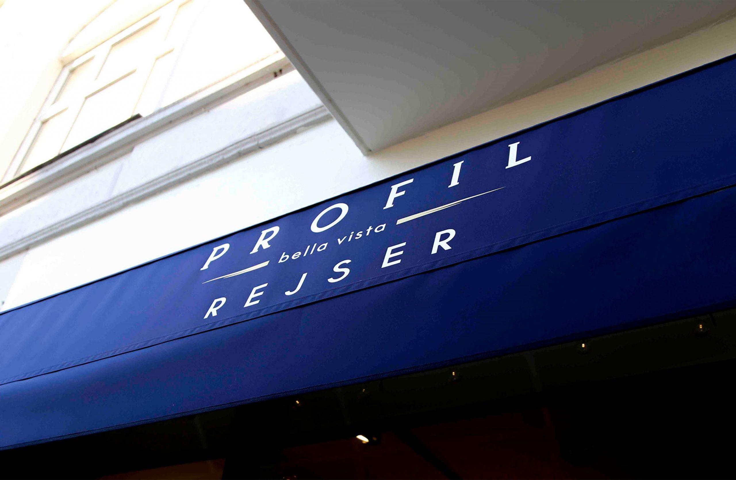 Profil Rejser sælger rejser til det meste af verden og også krydstogter, hvor Bella Vista er det primære krydstogtvaremærke. Sidste efterår blev der åbnet ny forretning på Strandvejen i Hellerup. PR-foto fra Bella Vista Travel.