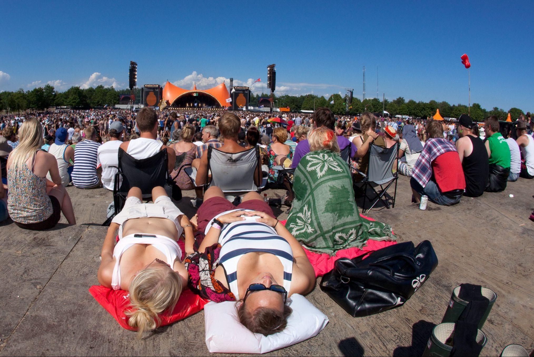 Der kommer mere støtte til aflyste danske festivaler som følge af forsamlingsforbuddet under coronakrisen. Arkivpressefoto: Per Lange for VisitDenmark.