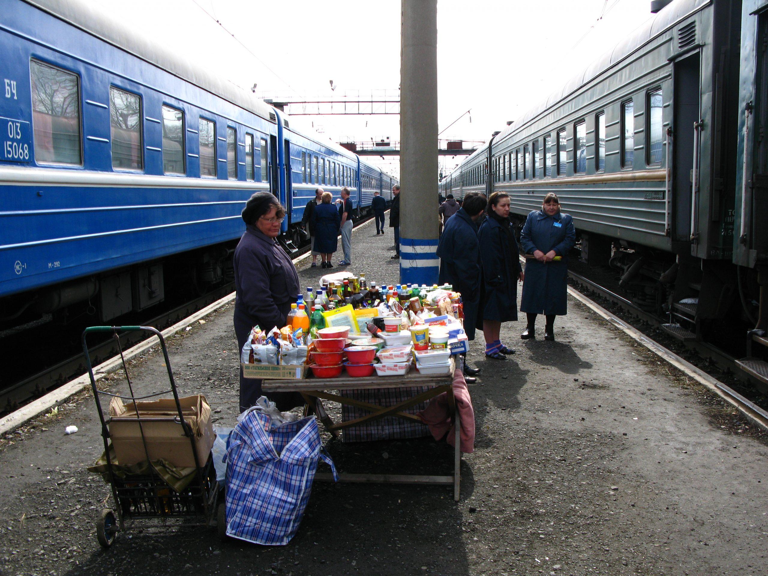 Det nu konkursramte Alt Rejser udbød blandt andet rejser med Den transsibiriske Jernbane. Arkivfoto fra Wikipedia: Petar Milošević.