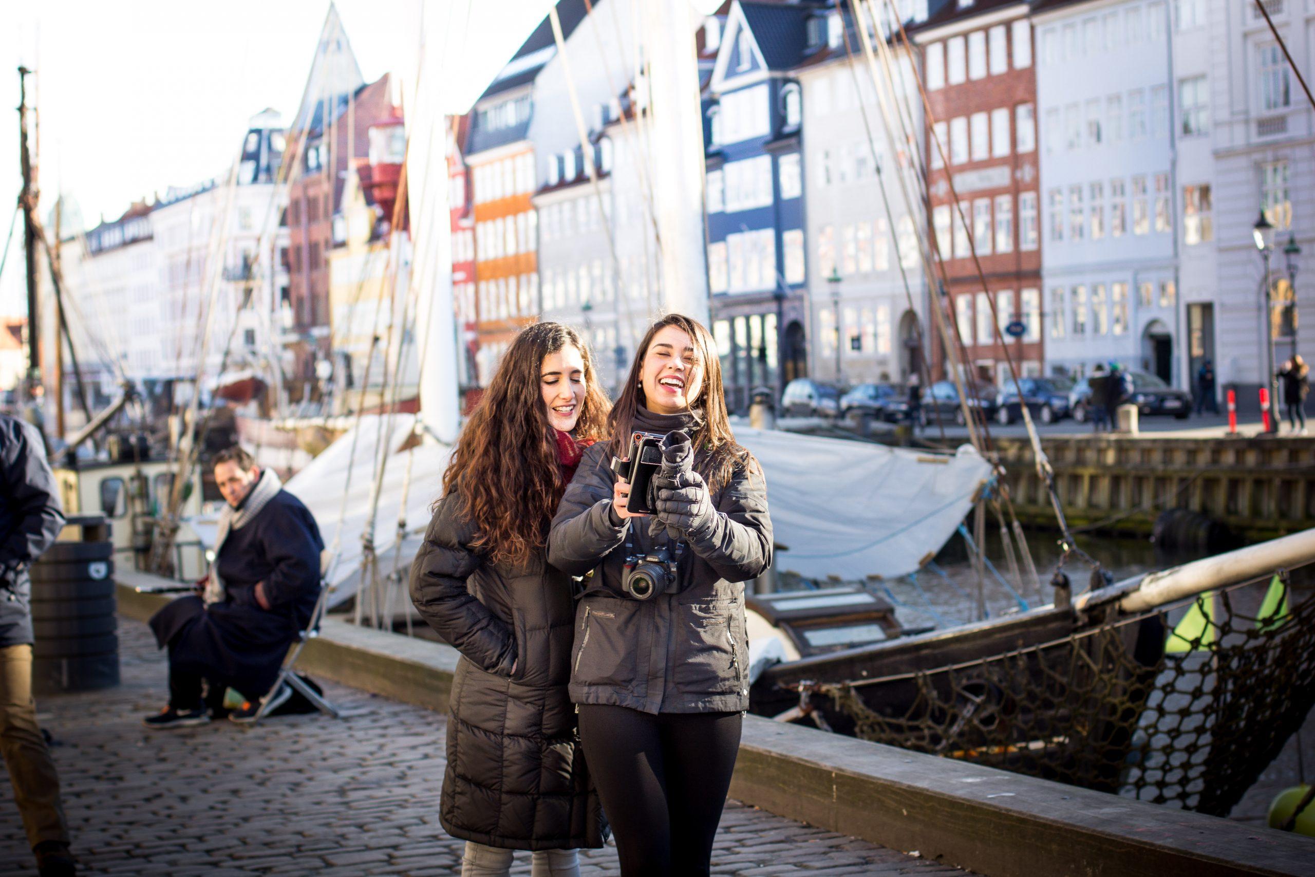Danmark tjener under normale år milliarder på omsætning fra turister fra ind- og udland. Arkivpressefoto fra VisitDenmark: Malin Jansson.