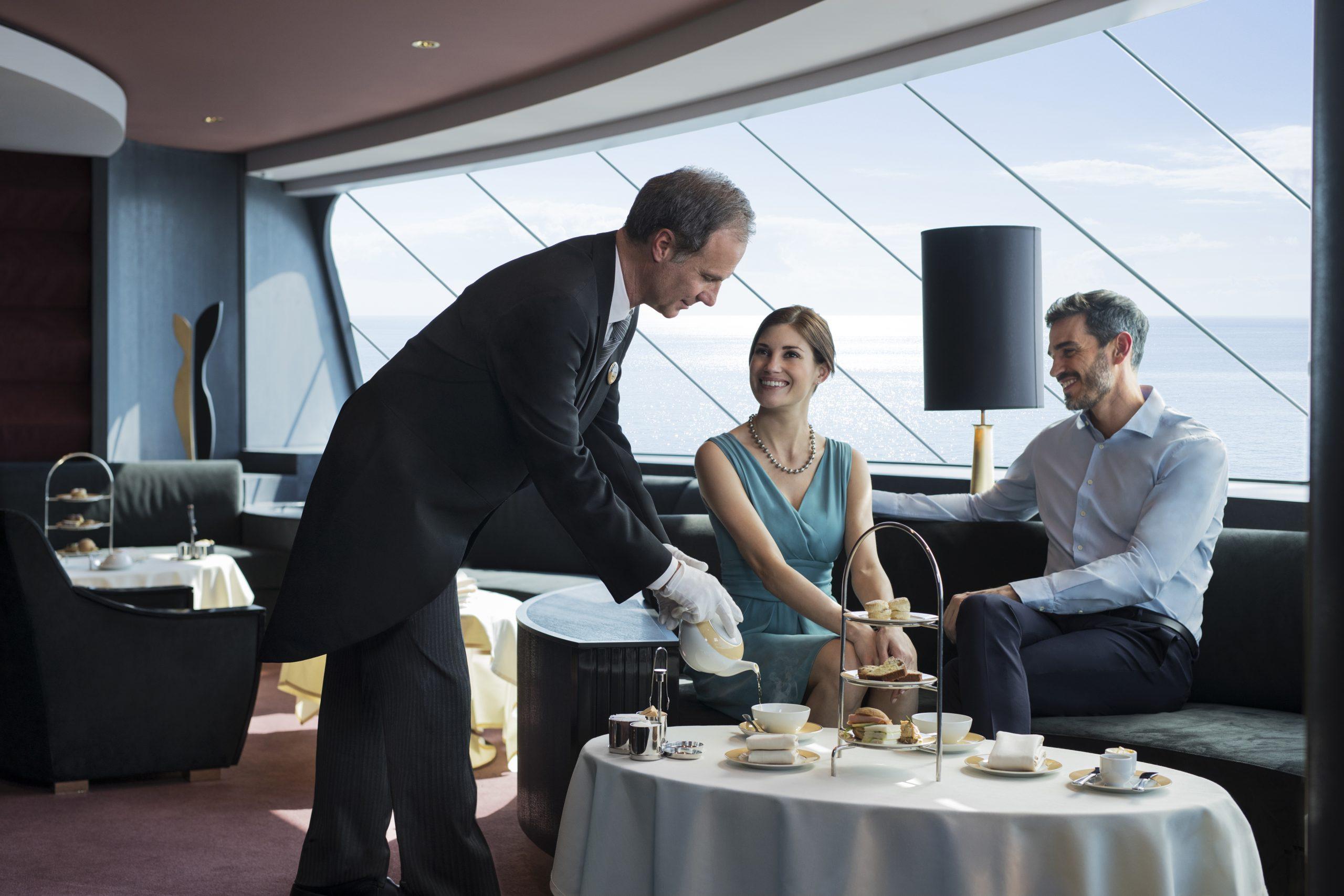 Der sælges under normale rejseår cirka en kvart million krydstogter til skandinaver, det første marked er det norske. Nu vil dansk rejsebureau øge sin synlighed i Norge. Arkivpressefoto fra MSC Cruises.