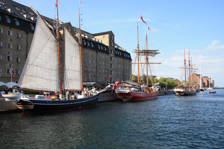 Copenhagen Admiral Hotel arbejder med et nyt koncept for luksushotellets stueetage, herunder en spa, ligesom nærheden til havnen skal fremhæves og der skal åbnes for kulturen i nærområdet. Arkivpressefoto: Copenhagen Admiral Hotel.