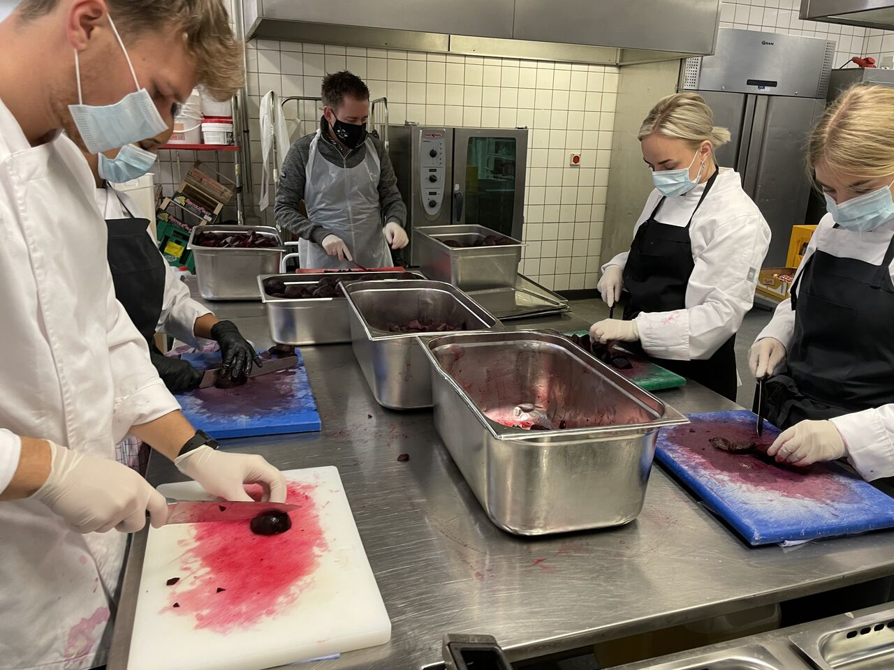 Der vil i stigende grad blive behov for flere medarbejdere, efterhånden som restauranter, hoteller og så videre genåbner. Arkivfoto fra Odense Congress Center.