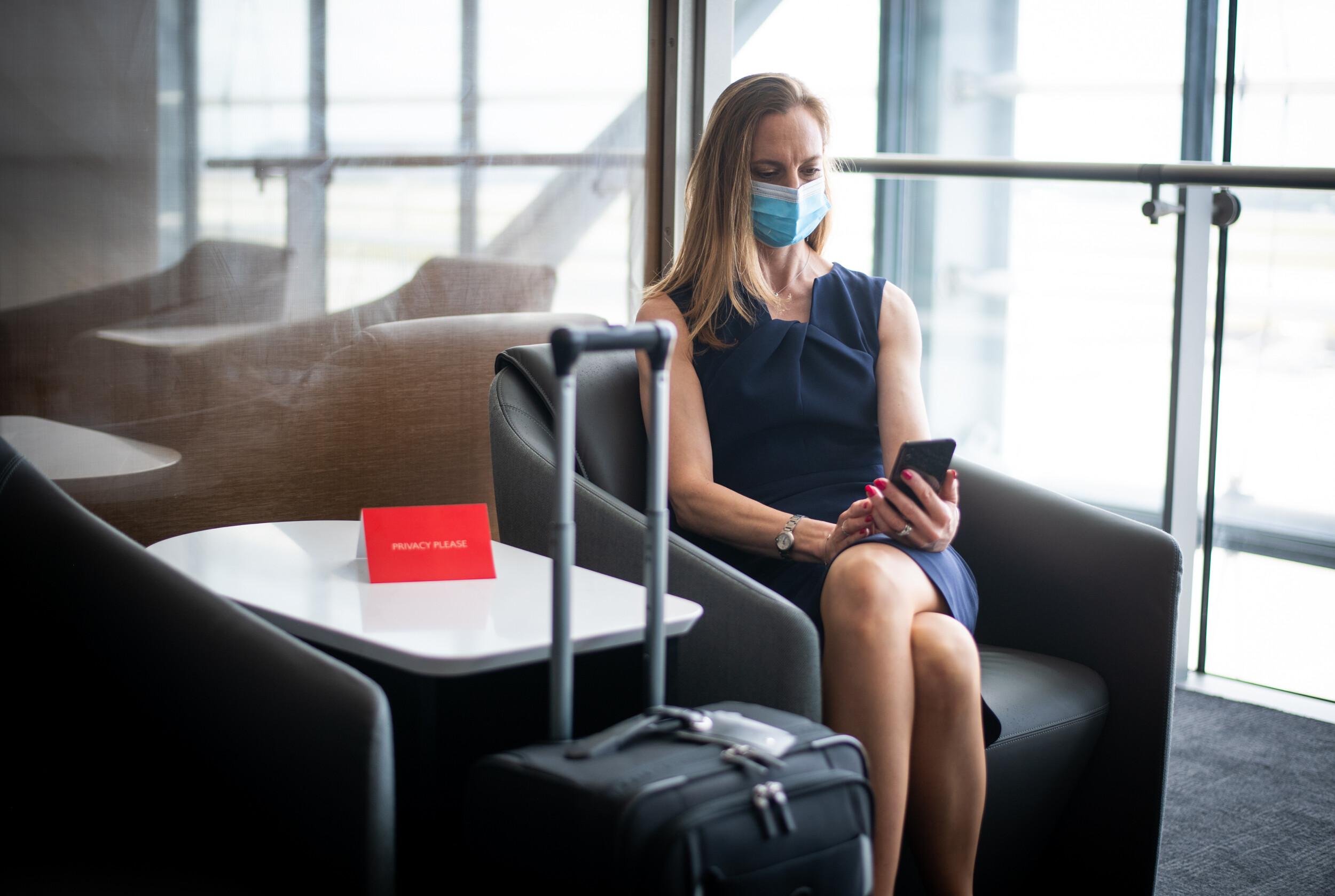 Stadig flere lande kommer længere med færdigvaccineringer, hvilket igen åbner for mulighed for ferierejser til udlandet. Arkivpressefoto fra British Airways.