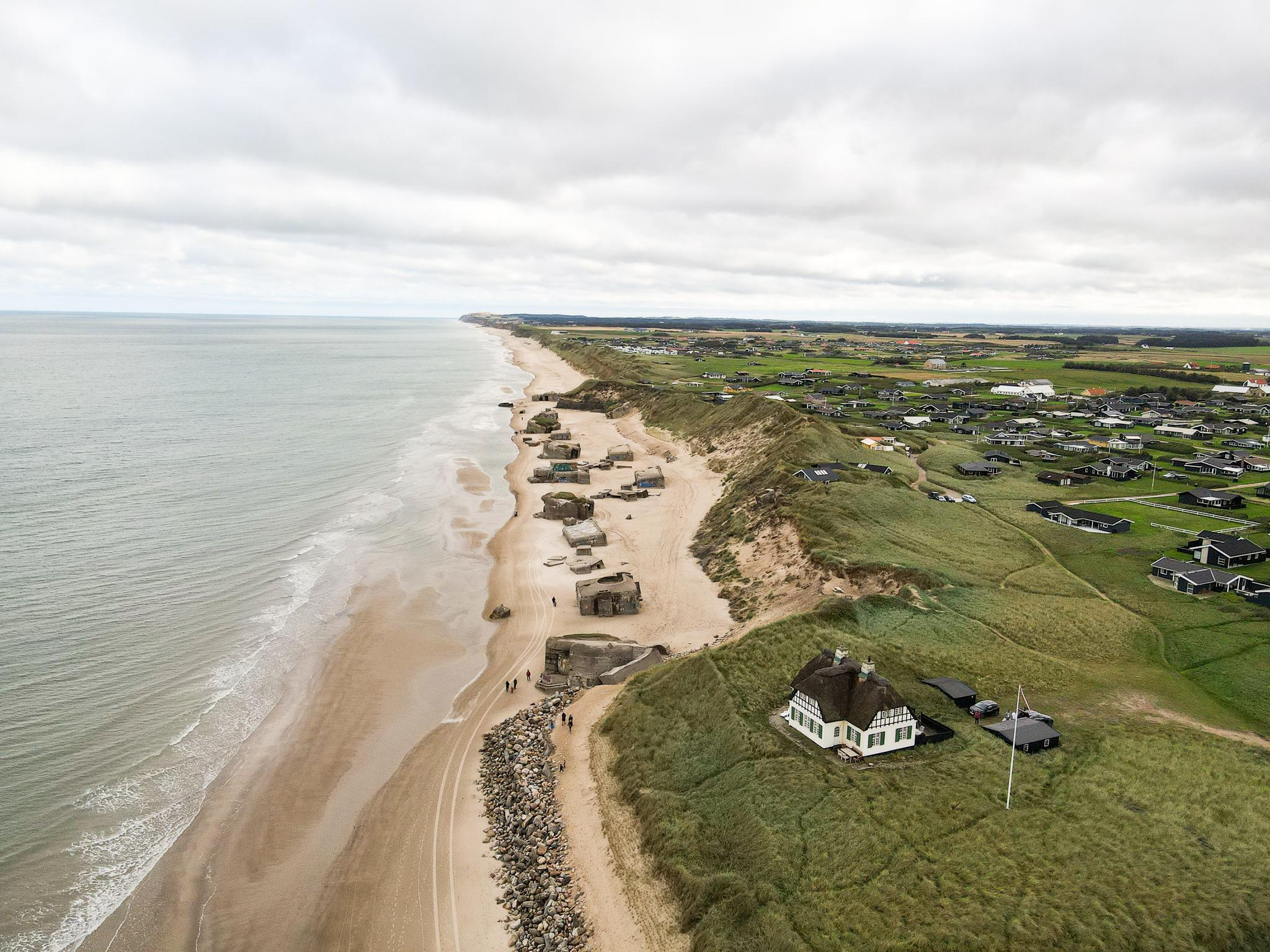 Nordjylland var sidste år et af de mest velbesøgte områder i Danmark sammenlignet med landets øvrige regioner, og udviklingen lader til at fortsætte i 2021. Pressefoto: Destination Nordvestkysten.