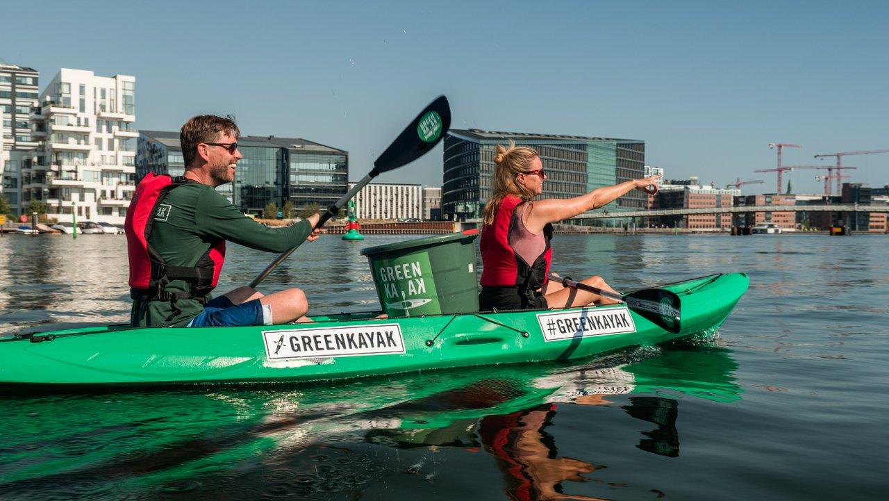 Der skal pumpes flere millioner i at øge Københavns tiltrækningskraft som en grøn og bæredygtig destination. Foto via Danmarks Erhvervsfremmebestyrelse: Daniel Rasmussen.
