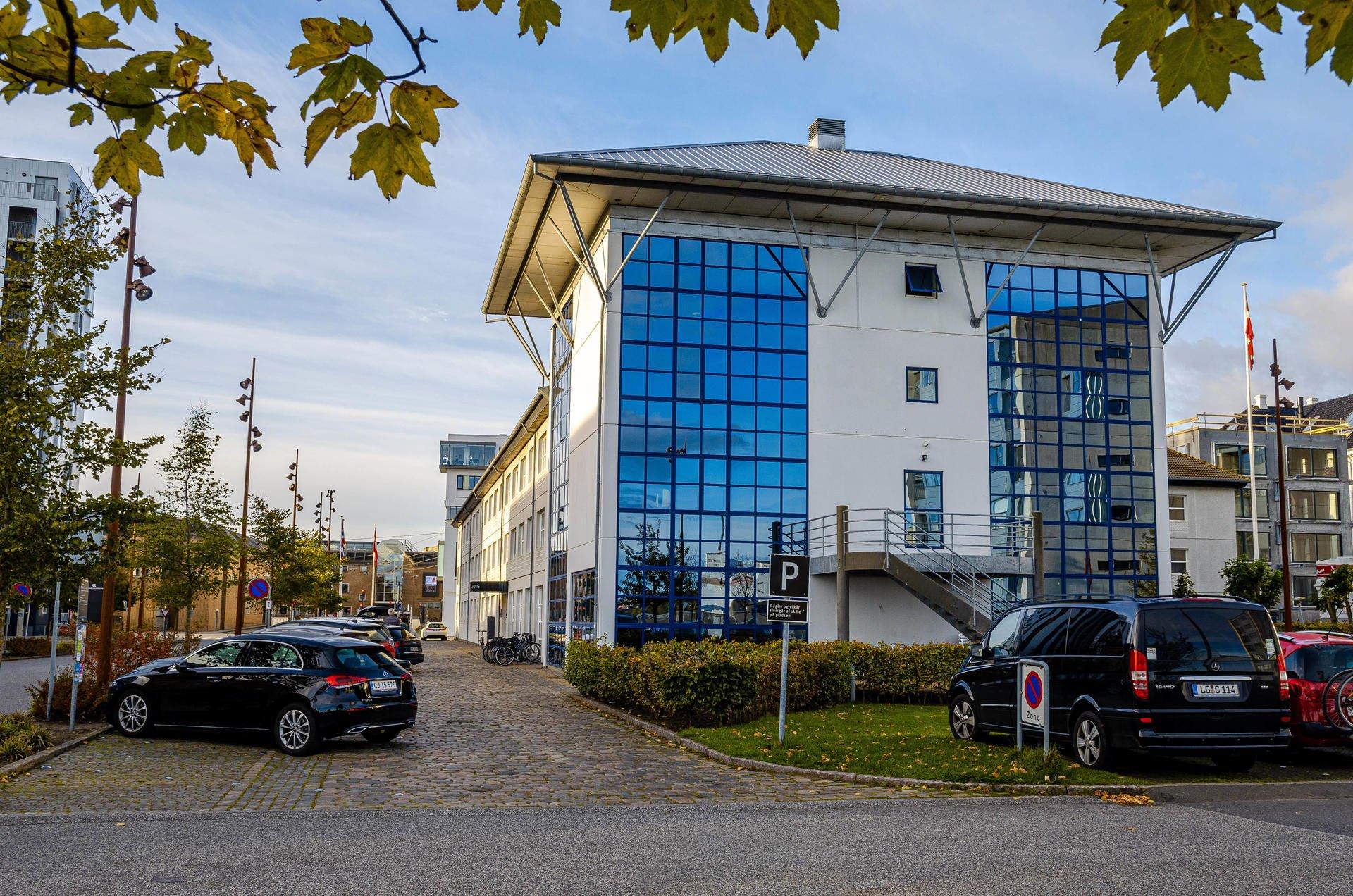 Slotshotellet i Aalborg skal fremover drives af Bühlmann-familien, der også har planer om at blive landsdækkende i Danmark. PR-foto: Slotshotellet.dk