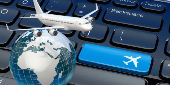 Travelport er klar med sit nyeste tiltag til rejsebranchen, Travelport+. Arkivillustration fra Travelport.