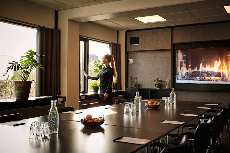 Comwell, den store danske kæde af møde- og konferencehoteller, ser stigende efterspørgsel i takt med genåbningen af Danmark. Her arkivfoto fra kædens nyeste, og største hotel, Portside i Københavns Nordhavn. Foto: Comwell Hotels.