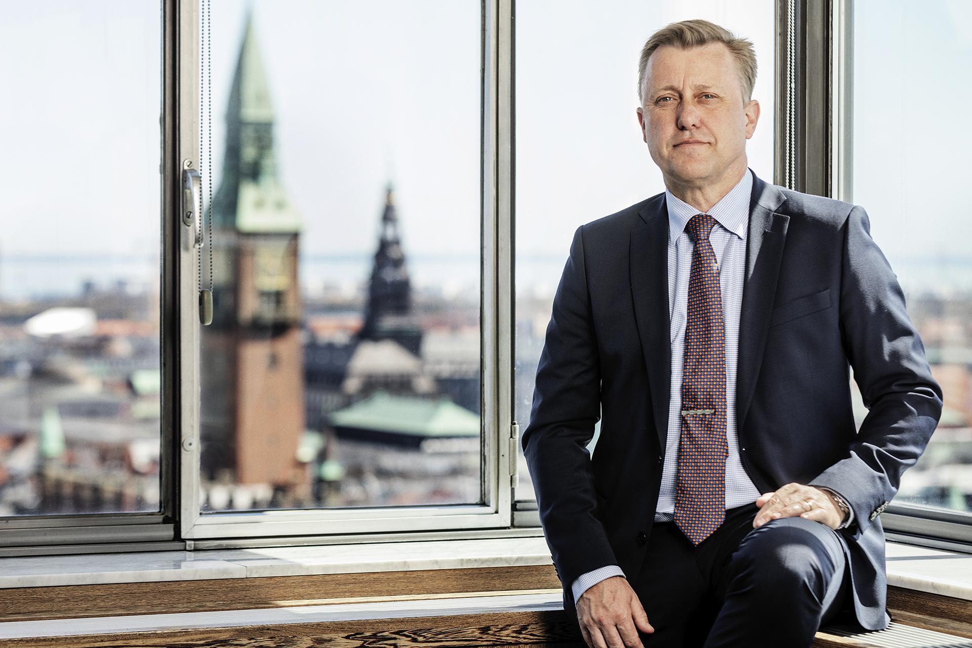 Jan Vinther Laursen, bestyrelsesformand hos HORESTA. (Foto: HORESTA | PR)