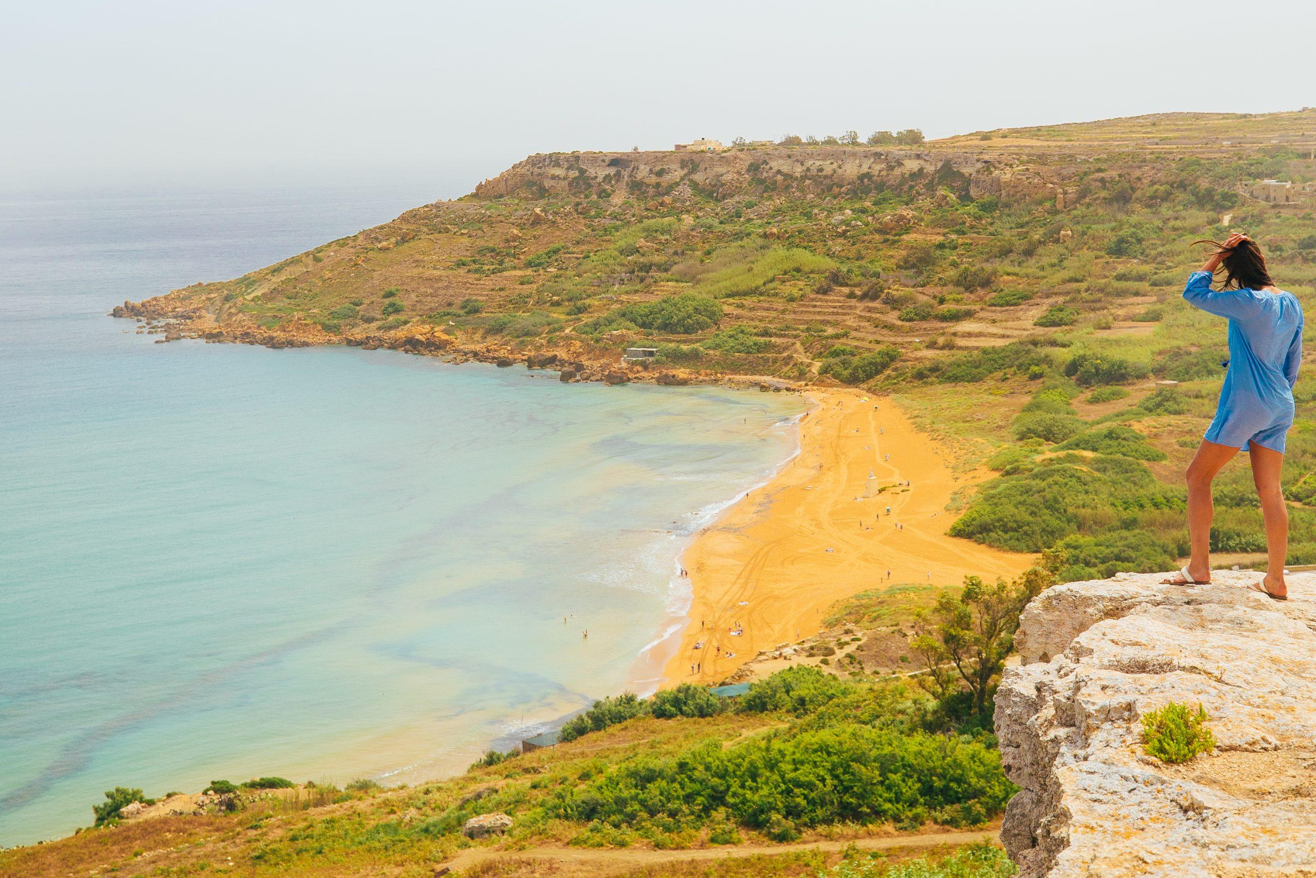 Østaten i Middelhavet og EU-medlemmet Malta er eneste land, der i første omgang blev åbnet for ved de opdaterede danske rejsevejledninger. Her er PR-foto fra Visit Malta.