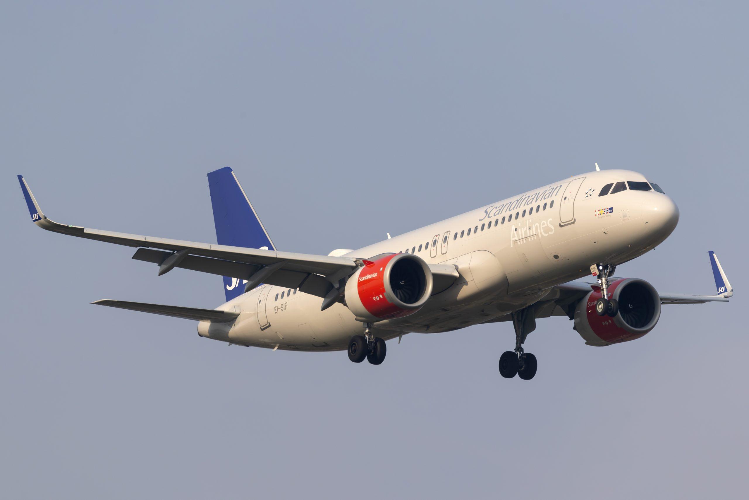 SAS har åbnet ny rute mellem København og Kreta, en strækning for eksempel danske charterselskaber ikke flyver på grund af de nuværende rejsevejledninger. Arkivfoto: © Thorbjørn Brunander Sund, Danish Aviation Photo.