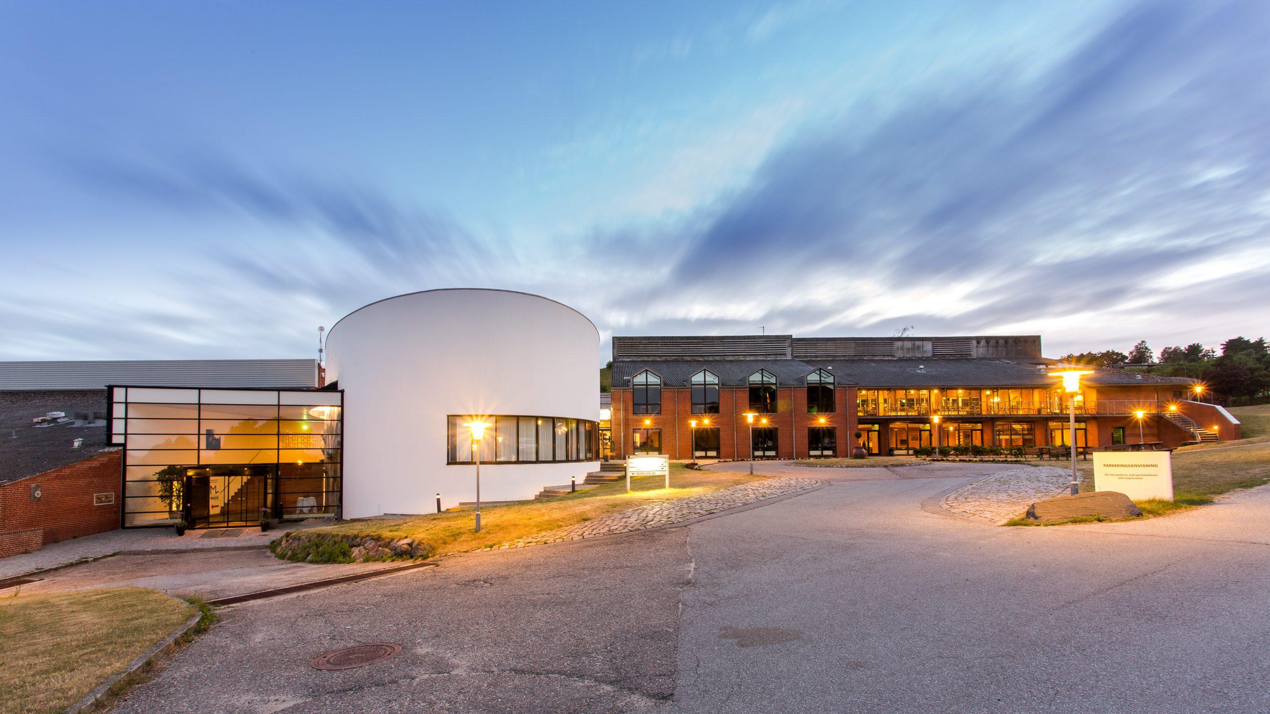 Hotel Fuglsøcentret har i snart ti år udviklet en position som Danmarks førende koncerthotel. Arkivpressefoto fra Fuglsøcentret.
