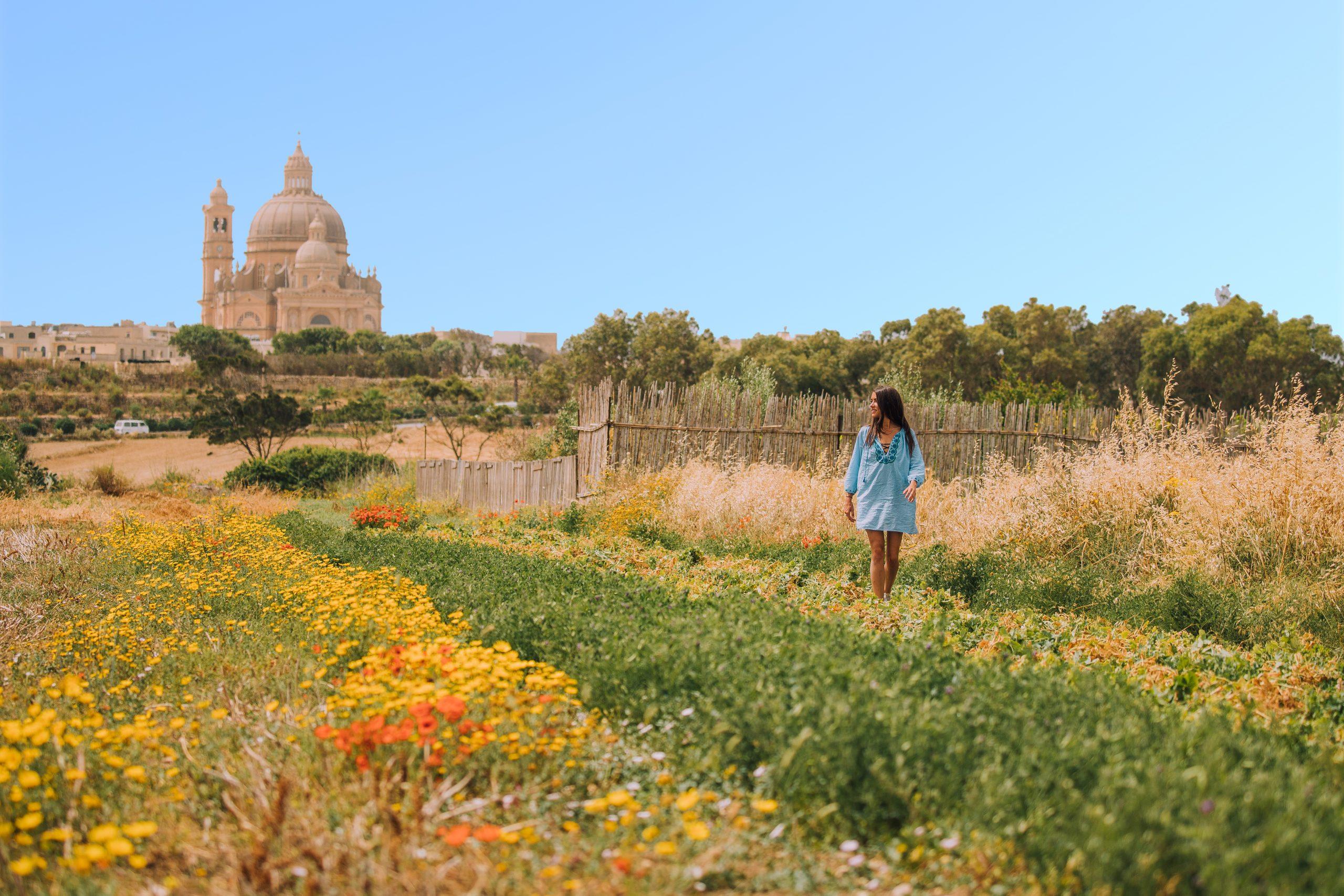 Foreløbig er Malta og Portugal de eneste EU-lande, der er åbne, gule, i de danske rejsevejledninger. PR-foto fra Visit Malta.