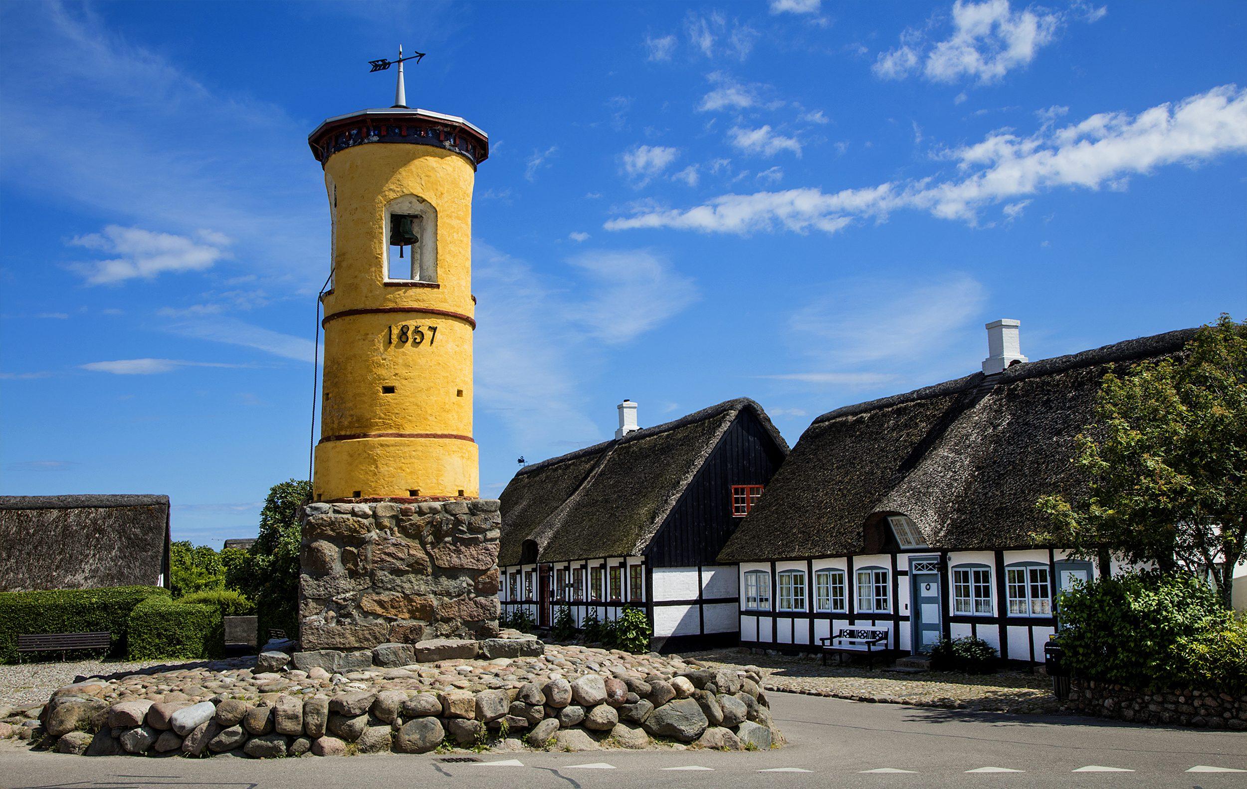 Det kommende nye koncept Verdens Mindste Krydstogt er et samarbejde mellem Destination Kystlandet, VisitSamsø, Aarhus SeaRangers og er støttet af Danmarks Erhvervsfremmes turismepulje. Arkivpressefoto: VisitSamsø.