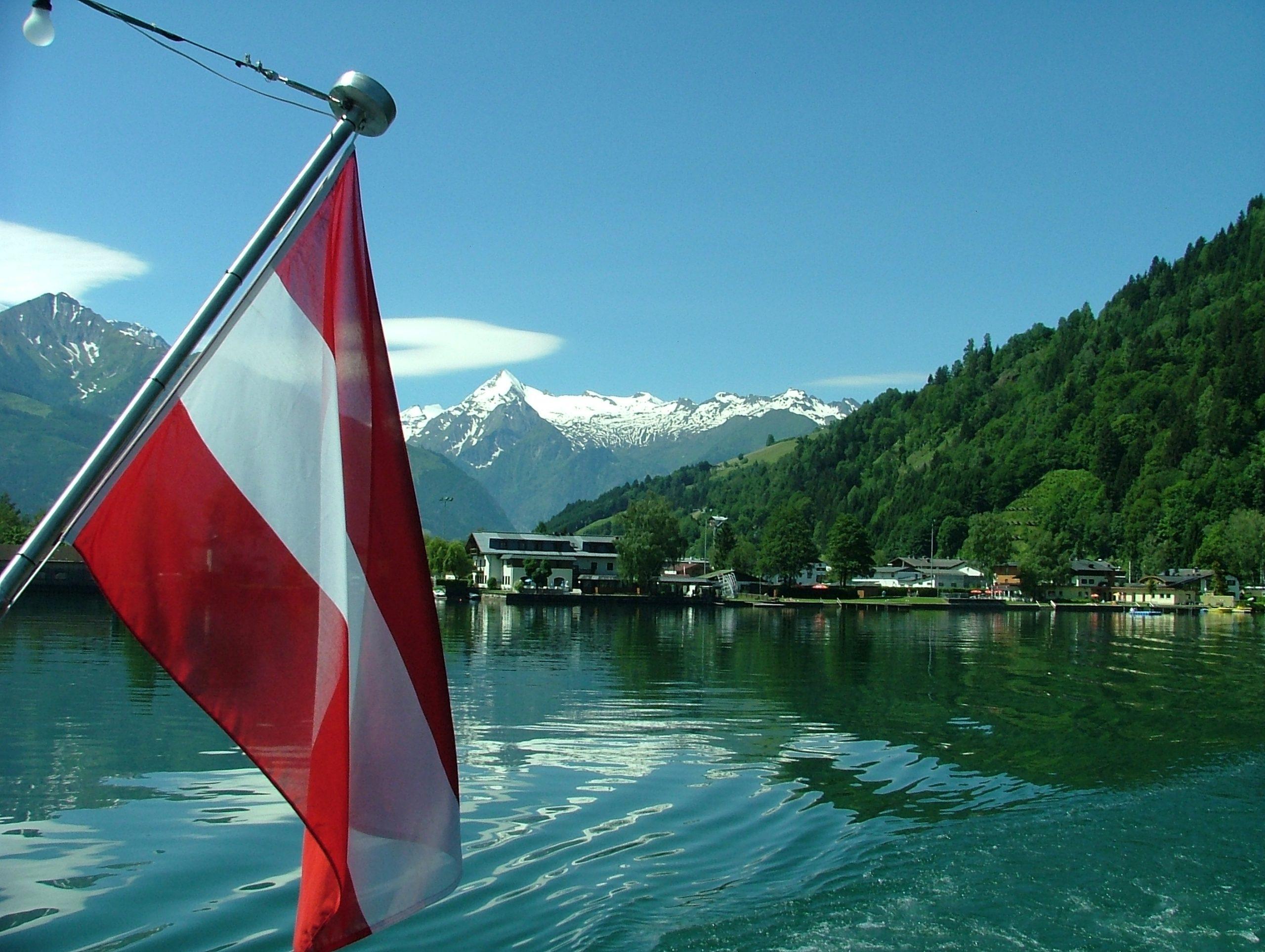 Østrig er blandt de lande, der nu genåbnes for turister fra Danmark. Arkivfoto fra Seller Zee: Henrik Baumgarten.