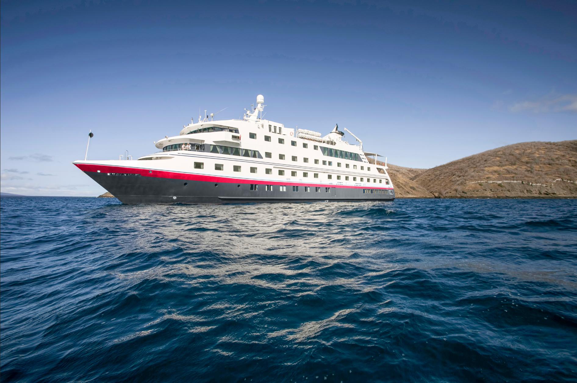 MS Santa Cruz II. (Foto: Hurtigruten)