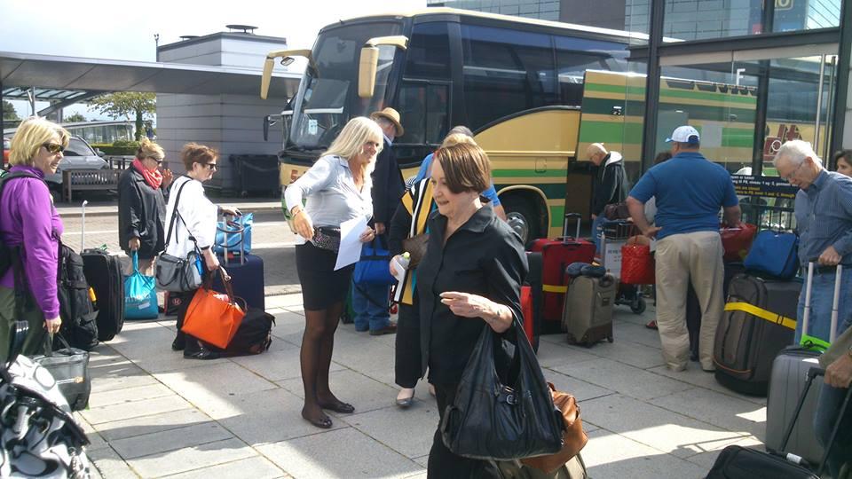 Incomingbranchen er ikke en særlig kendt del af rejsebranchen, men incomingbureauerne er en vigtig del af værdikæden, da de blandt meget andet håndterer udenlandske kongres- og krydstogtgæster i Danmark. Arkivfoto fra DMC Denmark.
