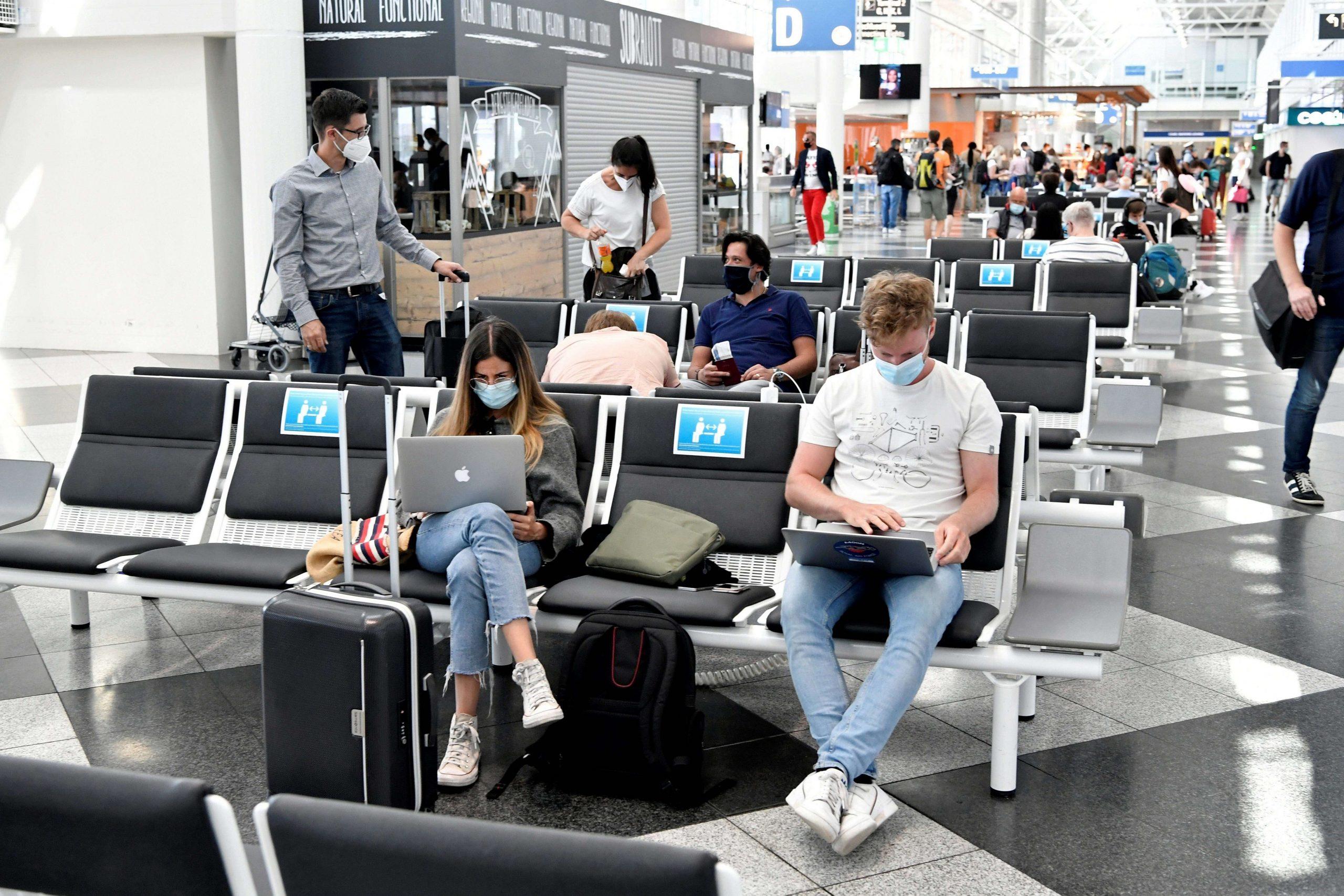 Med stadig flere færdigvaccinerede genåbner flere rejsemål i udlandet. Her arkivpressefoto fra München Airport.