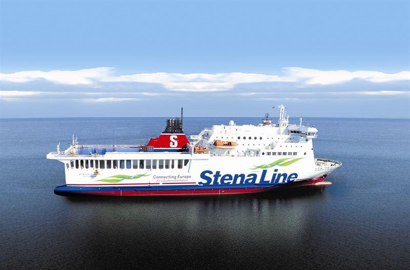 Sverige er stadig lukket land i de danske rejsevejledninger, men svenskerne tillader igen danskerne at rejse ind. Derfor øger Stena Line nu sin betjening af ruten mellem Gøteborg og Frederikshavn. For første gang siden sidste år vil der igen være tre færger på ruten. Pressefoto fra Stena Line.