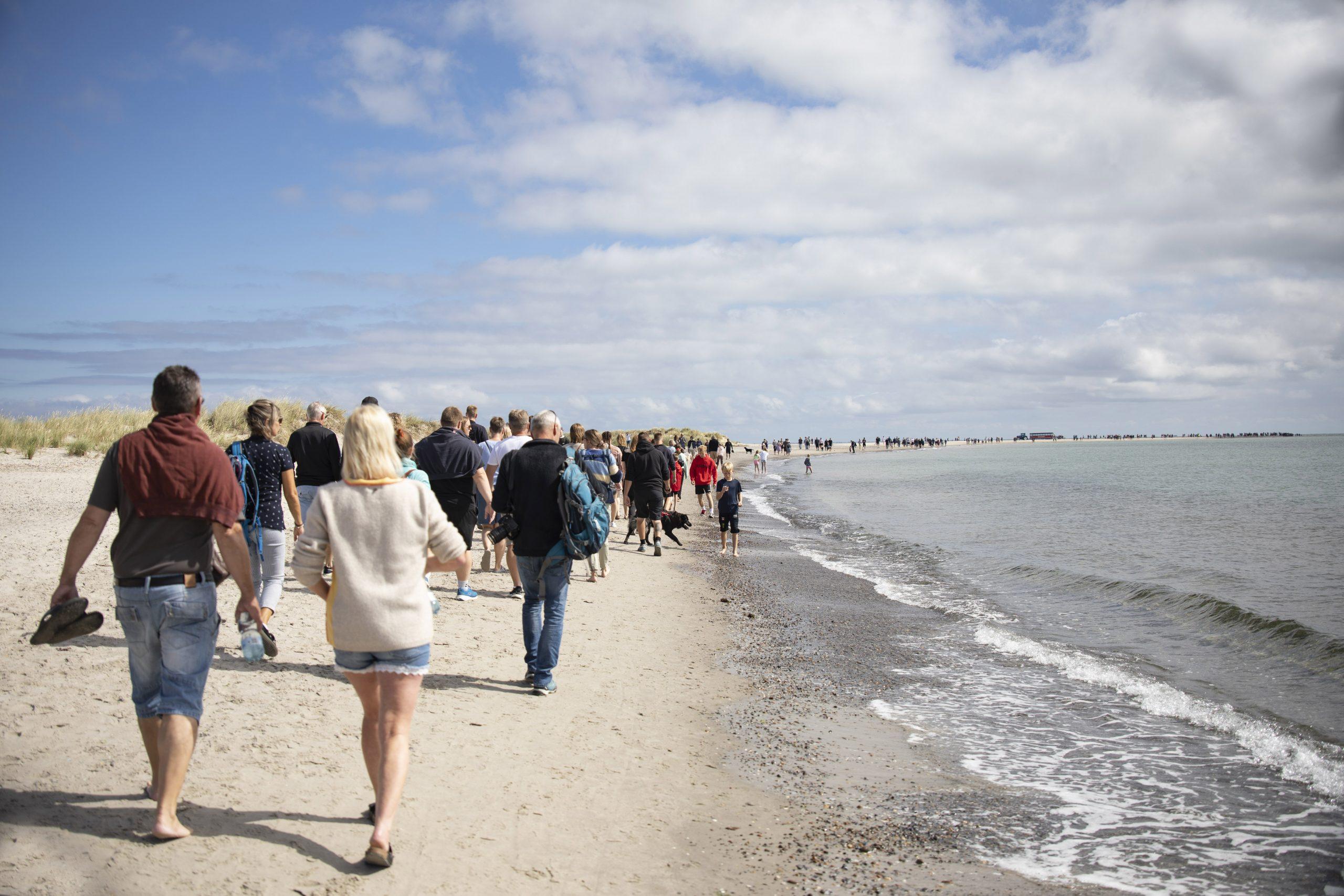 De stadig flere åbne rejsemål i udlandet reducerer efterspørgslen efter ferie i Danmark. Derfor kommer Turisthus Nord nu med ny kampagne for at trække flere turister til Nordjylland. Pressefoto: Turisthus Nord.