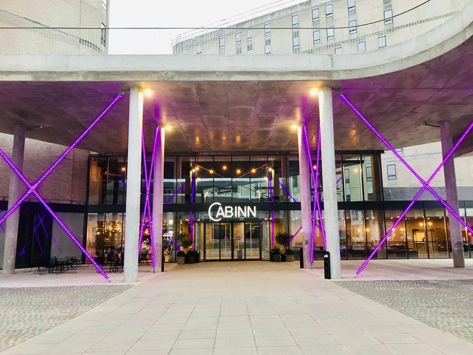 CabInn har 11 danske hoteller, blandt andet CabInn Copenhagen, Danmarks største hotel med 1.202 værelser. Privatfoto.