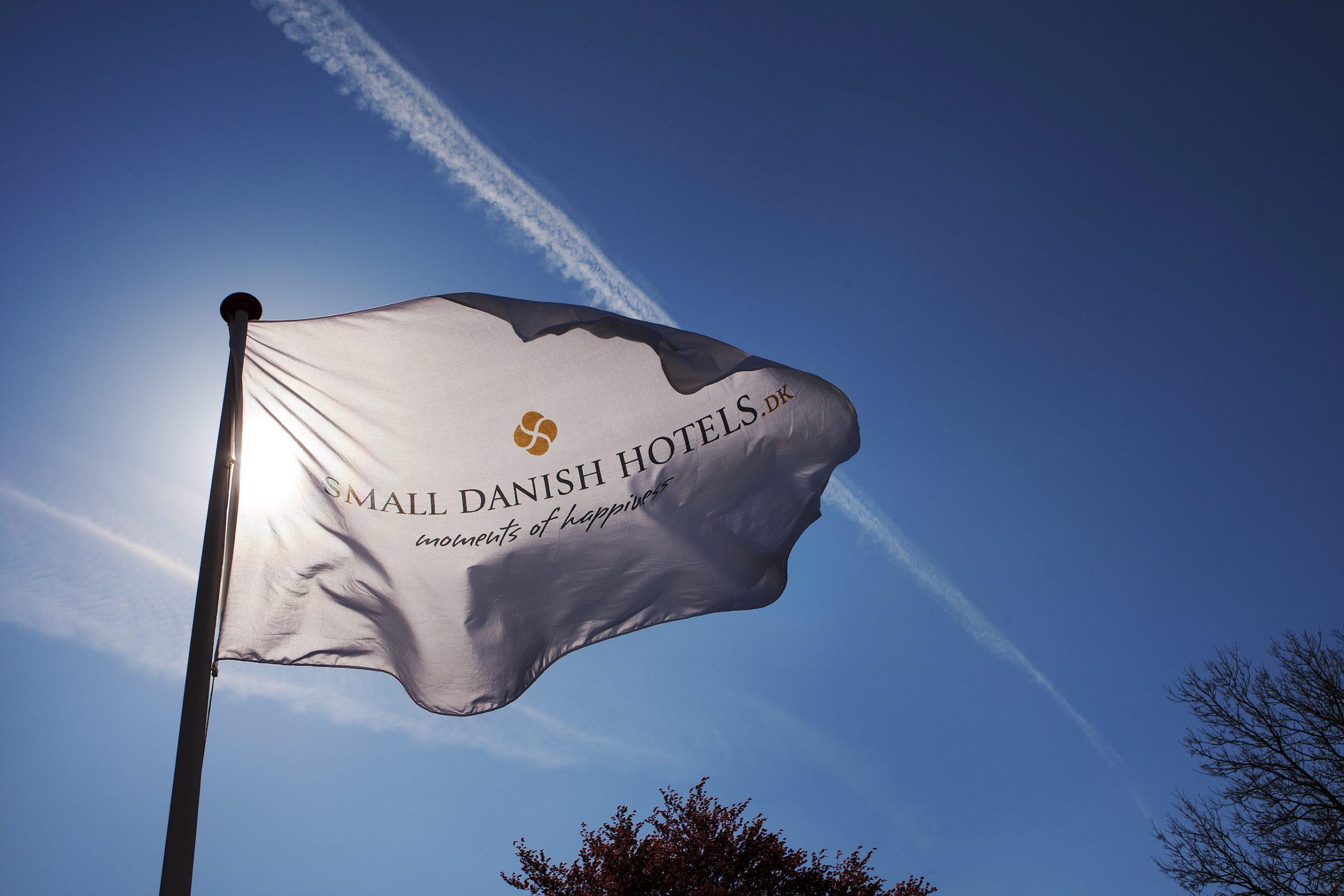 Small Danish Hotels har netop nu 63 medlemmer blandt kroer, hoteller, herrehårde, slotte og så videre. PR-foto: Claus Haagensen.