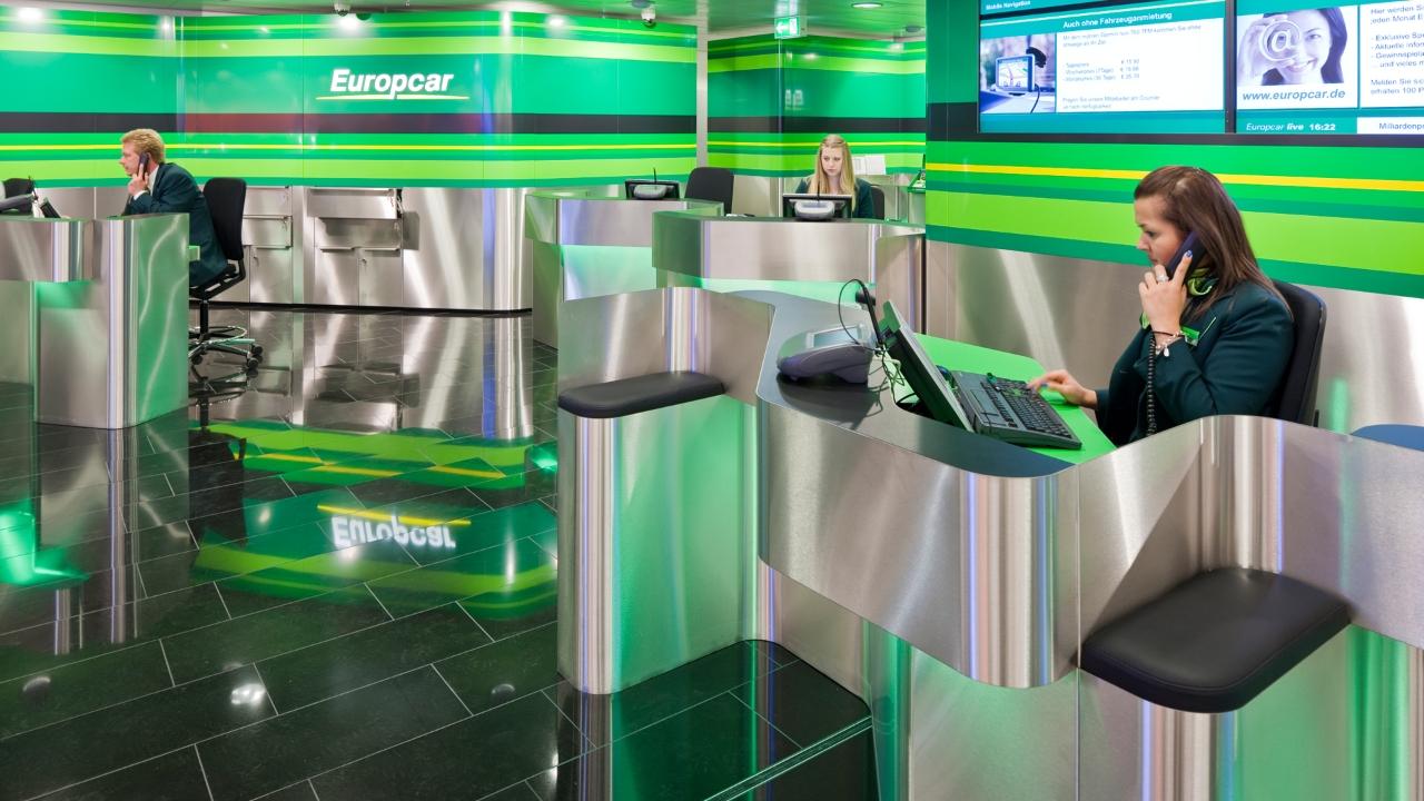 Europcar får fra næste år ny ejer, anført af Volkswagen-koncernen. Arkivpressefoto fra Europcar.